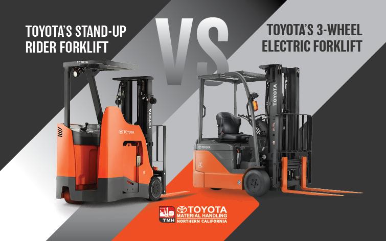 Toyota Forklift Blog   Reviews